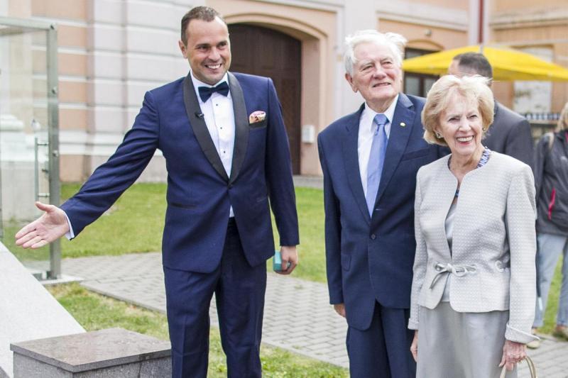 """J.Morkūno organizuojamus konkursus ES lėšoms """"įsisavinti"""" laimi E.Jakilaitis ir Šeškus"""