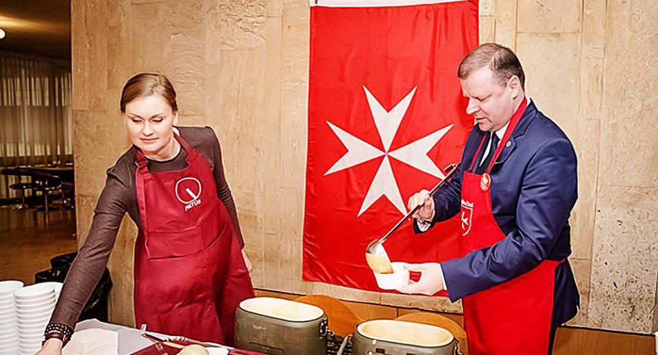"""Grybauskaitės ir Svernelio """"Idėja Lietuvai"""" – ubagų sriuba!"""