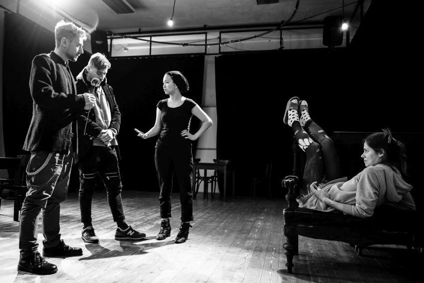 Vilniaus mažasis teatras rengiasi dar vienai sezono premjerai