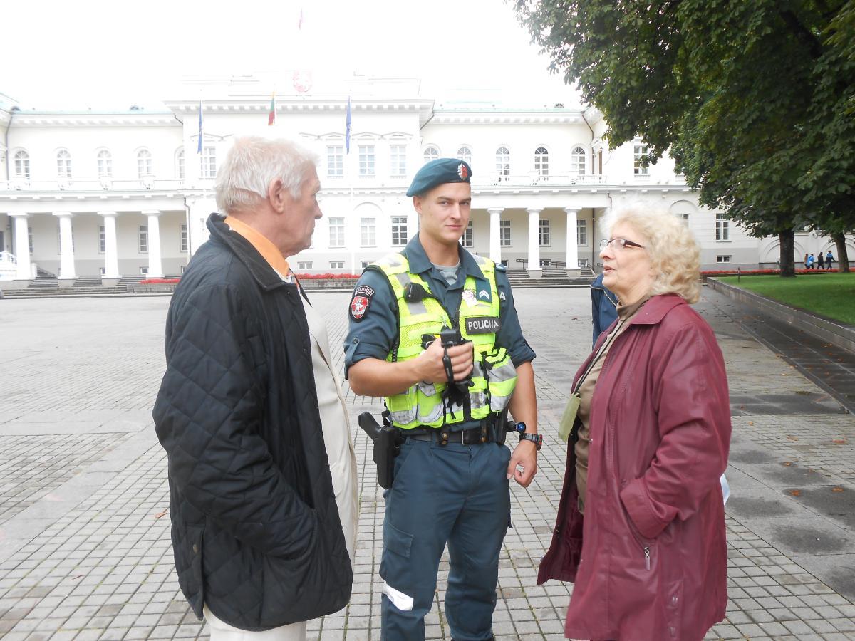 Scholestika Katavičienė : Lietuvoje yra teismai, bet nėra teisingumo