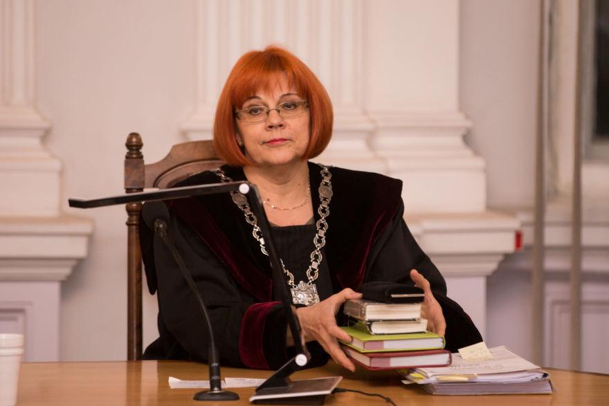 """Teisėja V. Pakalnytė-Tamošiūnienė  : """"Ne jūsų reikalas, kad prezidentė D.Grybauskaitė yra Rusijos valstybės paslaptis"""""""