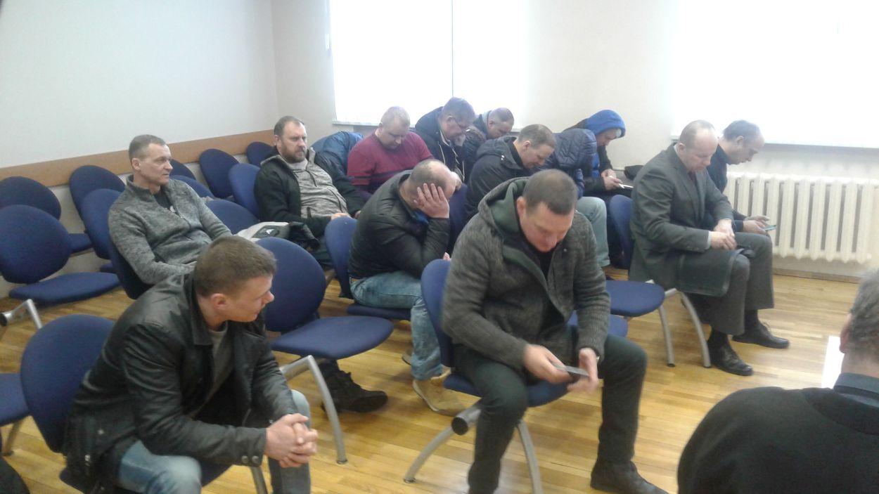 Ekskomisarų – narkobaronų susivienijimas prašo juos išteisinti