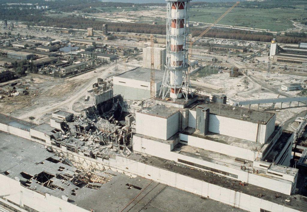 Kaip mane paėmė į Černobylį ?