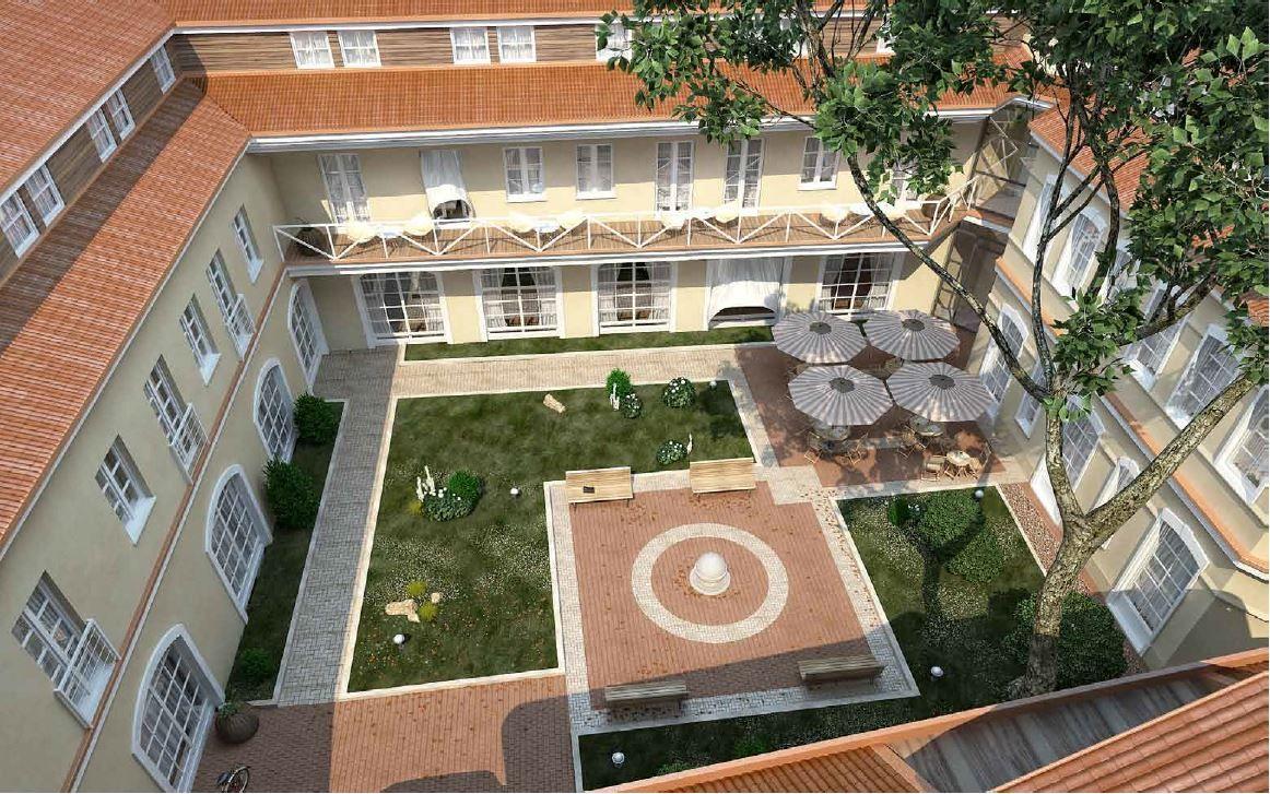 """""""Citadele"""" bankas šeimyninio viešbučio """"Grotthus"""" plėtrai suteikė 900 tūkst. eurų paskolą"""