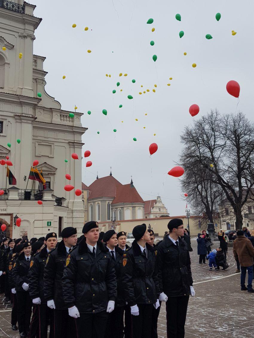 Kodėl D.Grybauskaitė neatvyks pagerbti Plechavičiaus licėjaus kadetų ?