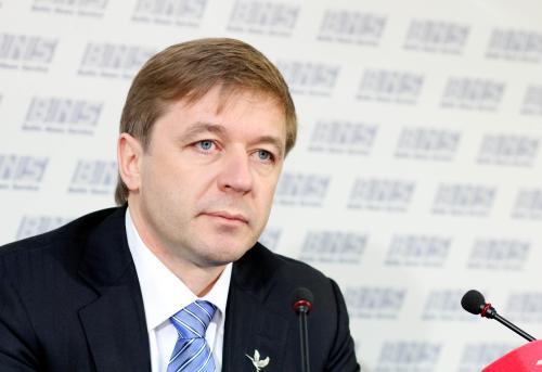 """""""Valstiečiai"""" pribrendo Dalios Grybauskaitės apkaltai (A.Skardžius mano, kad prezidentės nurodymai Eligijui Masiuliui yra akivaizdi prekyba poveikiu)"""