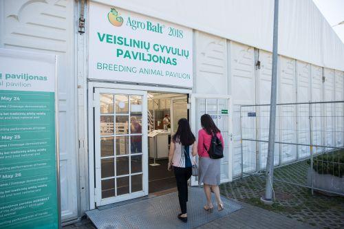 """Prasidėjo """"AgroBalt 2018"""": tarptautinis dėmesys maisto švaistymo problemai ir trys dienos pramogų visai šeimai"""