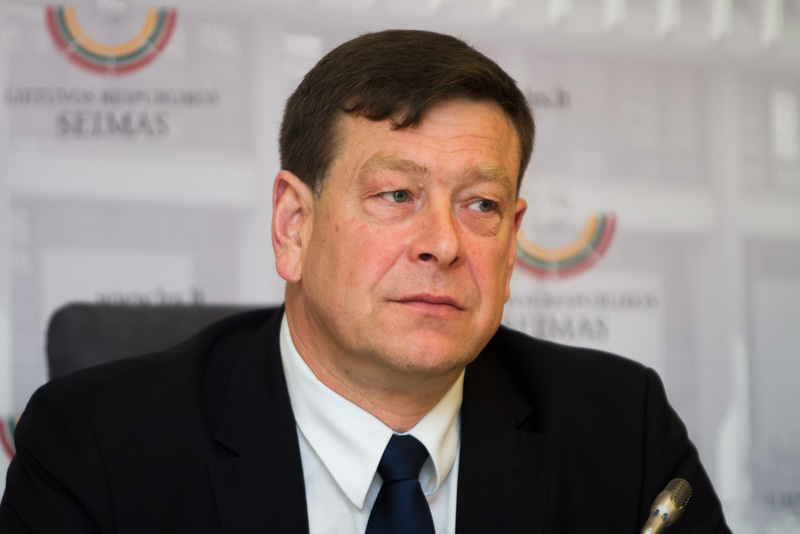 """Žmogžudysčių organizavimu kaltinamas Valentinas Bukauskas papildė """"Tvarką ir teisingumą"""""""