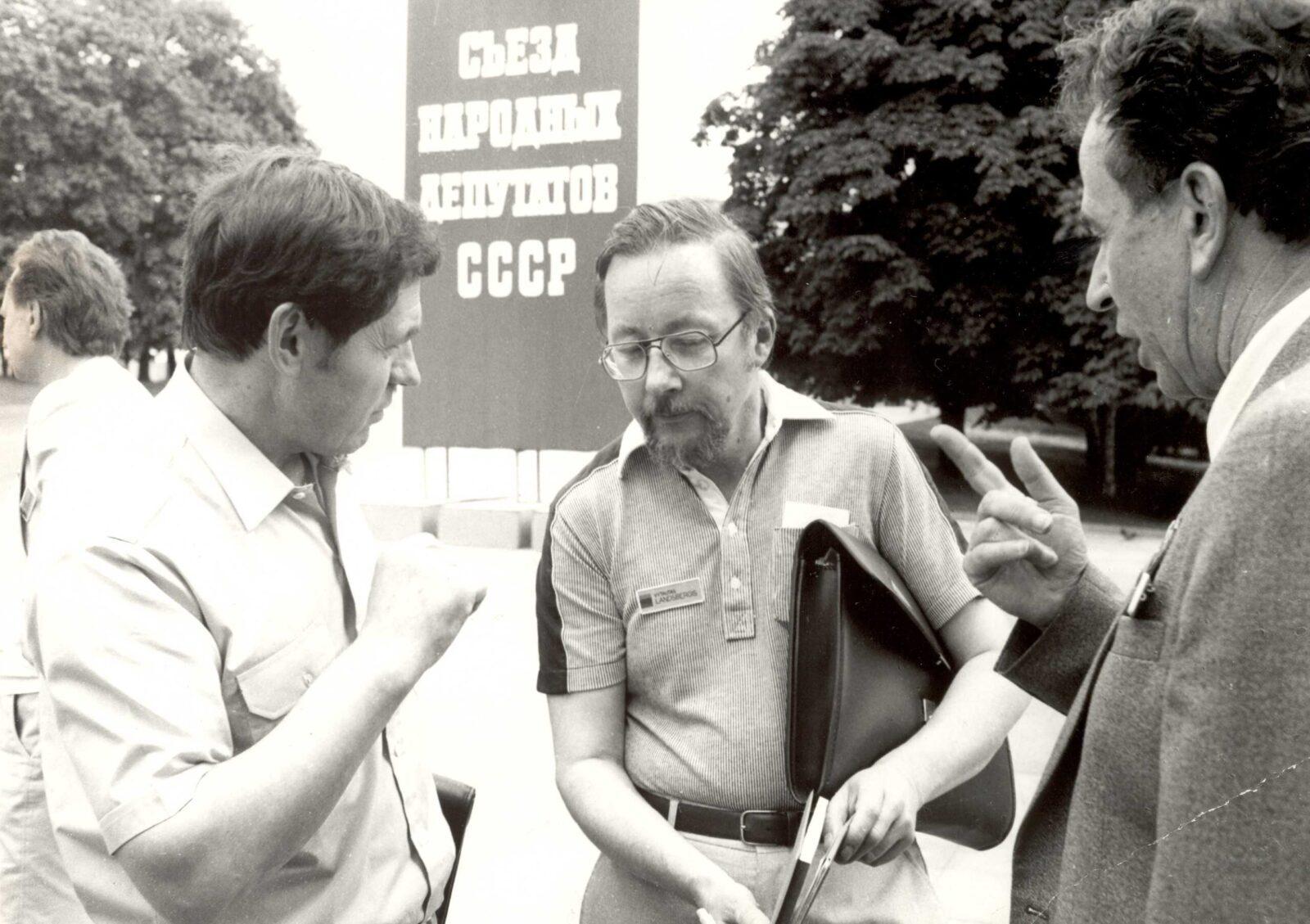 """Vytauto Landsbergio """"baltas bilietas"""" – kas sukūrė Lietuvą? (pildoma)"""