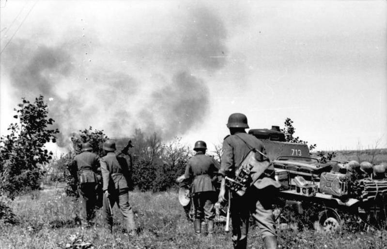 """Kodėl nacių Vokietija pradėjo operaciją """"Barbarosa""""?"""