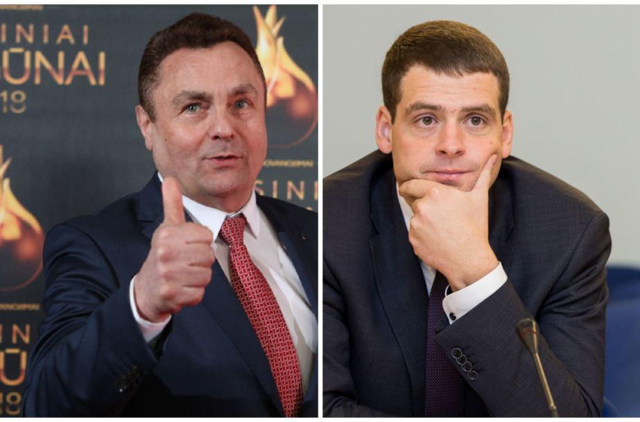 """""""Tvarkiečių"""" pirmininko R.Žemaitaičio savivalei ir intrigoms bus padėtas taškas šį rudenį įvyksiančiame partijos kongrese?!.."""