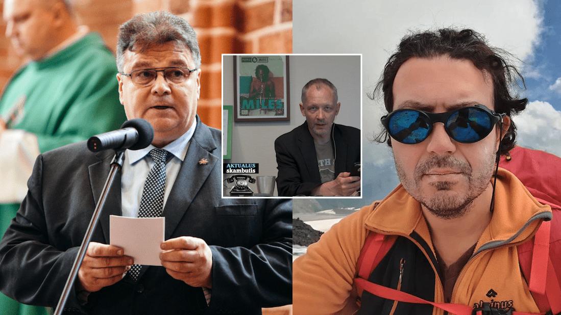 S. Tomas nuo Elbruso apie apsiseilėjusius LT melagius • 2018 07 27