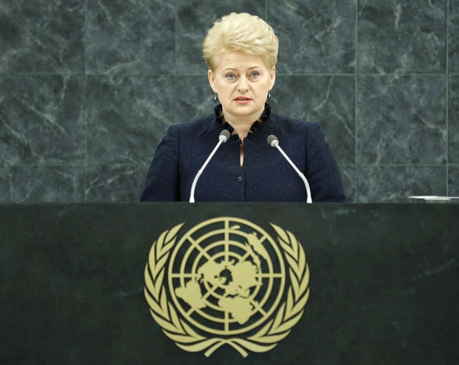 Jungtinės Tautos prilygino Lietuvą diktatūrai