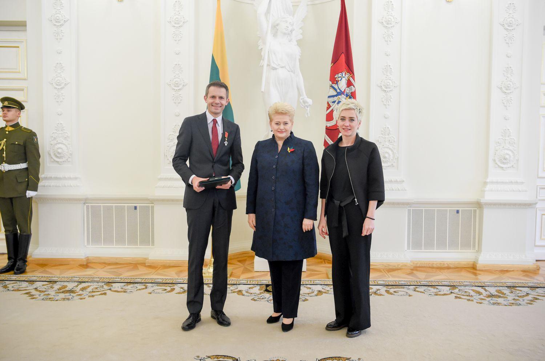 D.Grybauskaitės ordininkų orkestras
