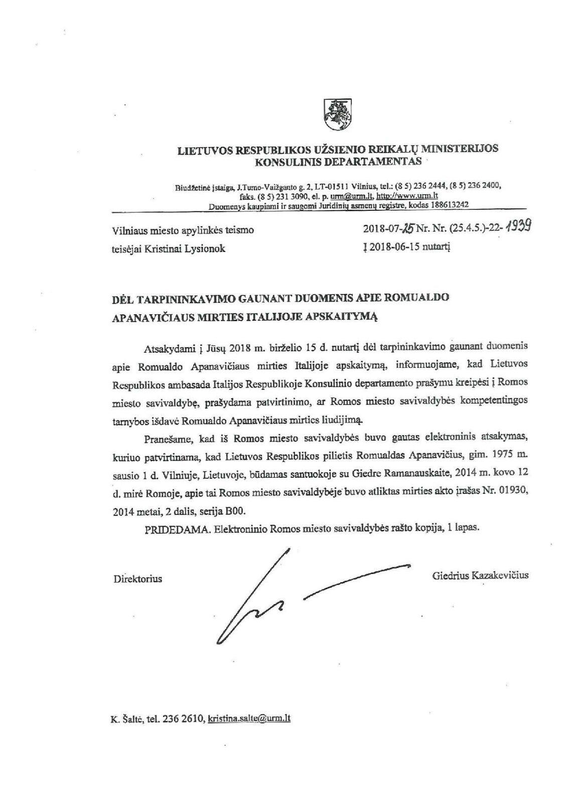 Komunistas, komjaunuolis Linas Linkevičius ir co. (URM) nesigėdija klastotes teikti netgi teismui