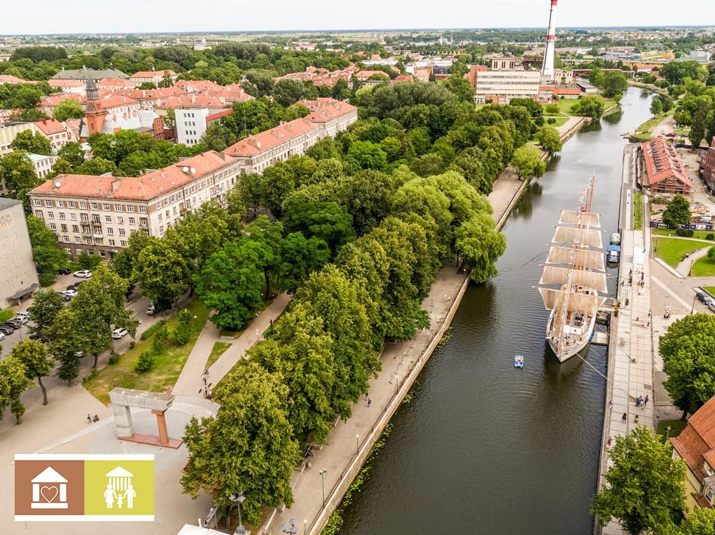 Didžiausias vakarų Lietuvos miestas ir vasaros sostinė