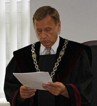 Teisėjų veikla primena gerai organizuotą nusikalstamą grupuotę