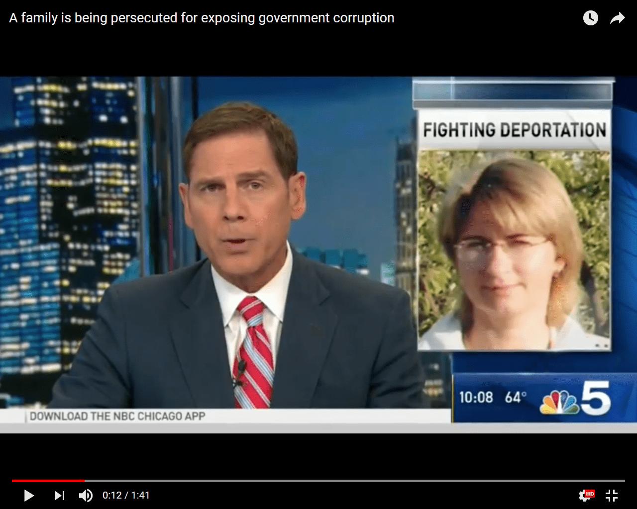 N.Venckienės byla šiurpina amerikiečius – NBC parodė reportažą apie šeimą, kurią persekioja korumpuota Lietuvos vyriausybė