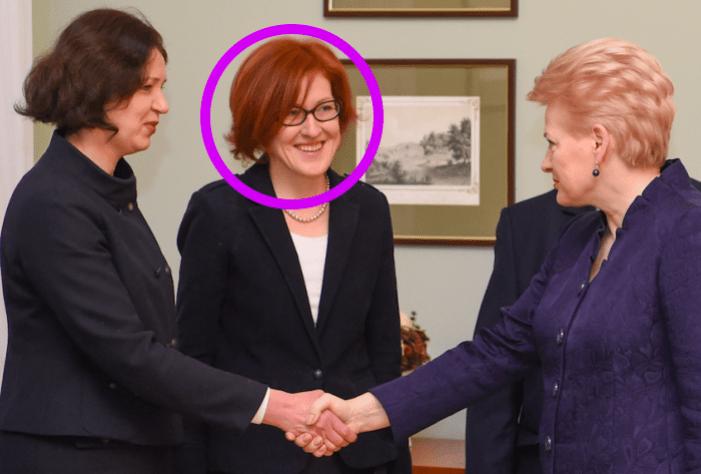 Lietuvą visame pasaulyje gėdingai išgarsinusiai violetinei vietai siūlomas prezidento Valdo Adamkaus vardas