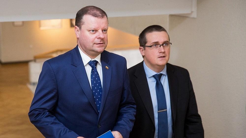 V. Uspaskich: Premjeras ir jo valdoma šalis, kai šalia tokie patarėjai, verti pasigailėjimo