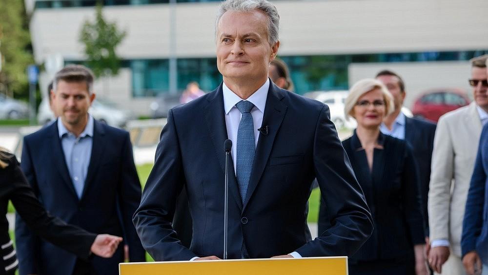 Kandidato G.Nausėdos komandoje – nusikaltimus prieš vaikus daug metų slėpęs Linas Slušnys