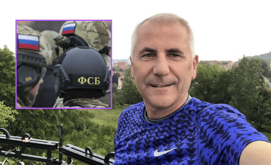 Konservatorius V. Ušackas sieks būti mūsų viltimi, valia ir išmintimi, tačiau Rusijos FSB ruošiasi kerštui