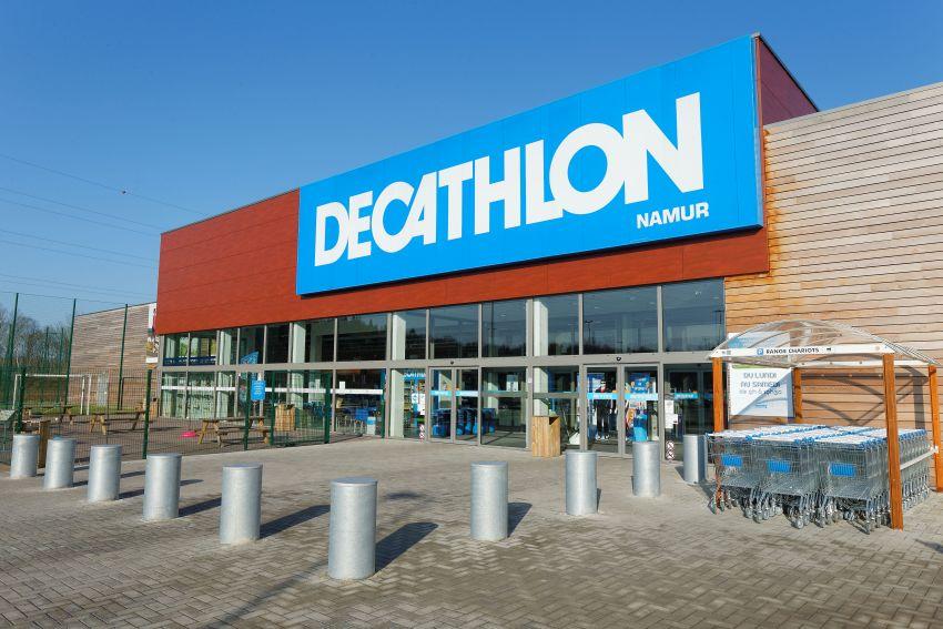"""Kitą šeštadienį duris Vilniuje atveria pirmoji Baltijos šalyse """"Decathlon"""""""