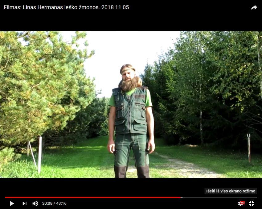 Filmas: Linas Hermanas ieško žmonos. 2018 11 05