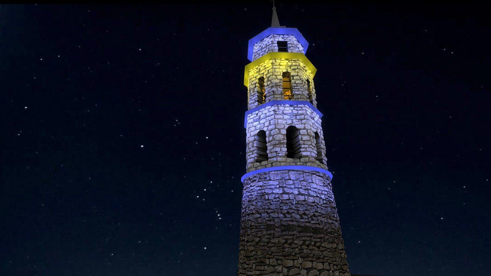 Vilnius kuria Naujųjų tradiciją – laukia įspūdingas 3D ant Katedros varpinės