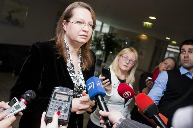Buvusi Delfi.lt  ir BNS direktorė Jurga Eivaitė kaltinama sukčiaudama pasisavinusi 80 tūkst. dolerių