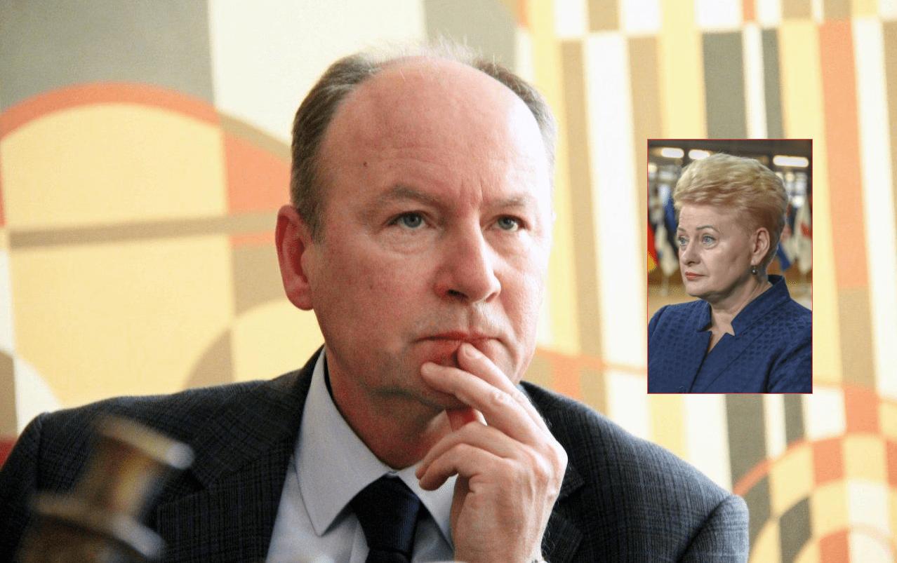 Už mokslinį darbą apie kolūkinio judėjimo organizatorių naikinimą Daliai Grybauskaitei suteiktas  mokslų daktaro diplomas