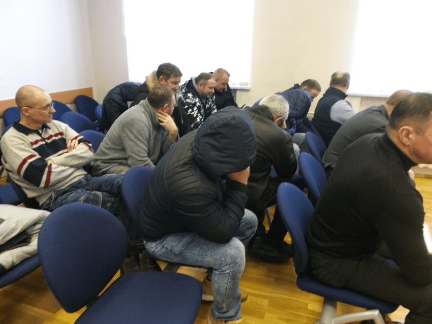 Teisiamus ekskomisarus – narkobaronus nukamavo  gripas