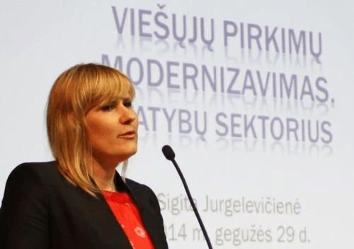 Pedofilijos košmaras Viešųjų pirkimų tarnybos eksdirektorę Sigitą Jurgelevičienę atginė į globos namus