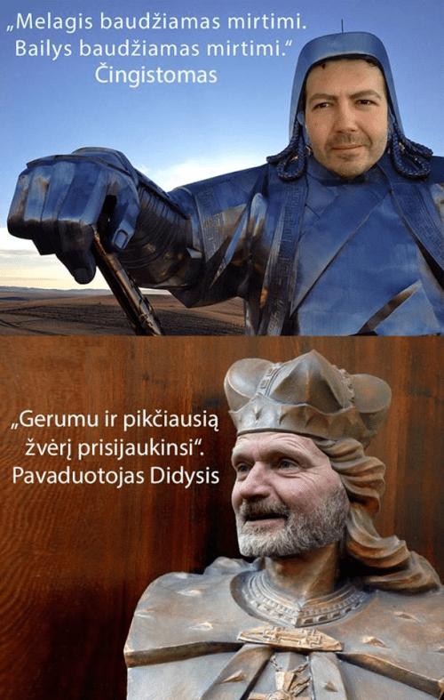 """Stanislovas Tomas – melagis ir """"fake news"""" čempionas (pildoma)"""