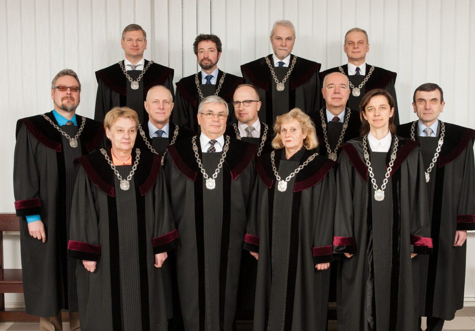"""Lietuvos aukščiausias teismas atsivėrė : """"mes pridengiame sunkius nusikaltimus, nes mes niekam neatsiskaitome"""""""