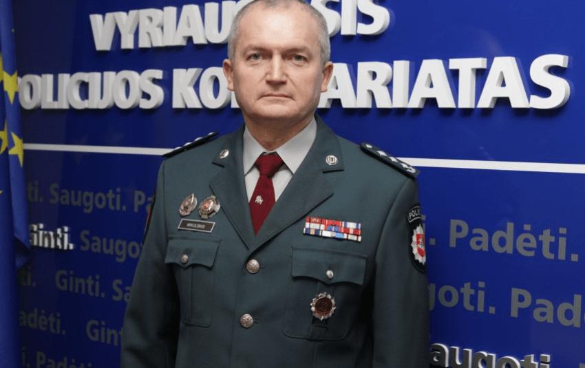 FNTT šefai sąmoningai slepia buvusio Kriminalinės policijos biuro vadovo A.Matonio brolio aferas