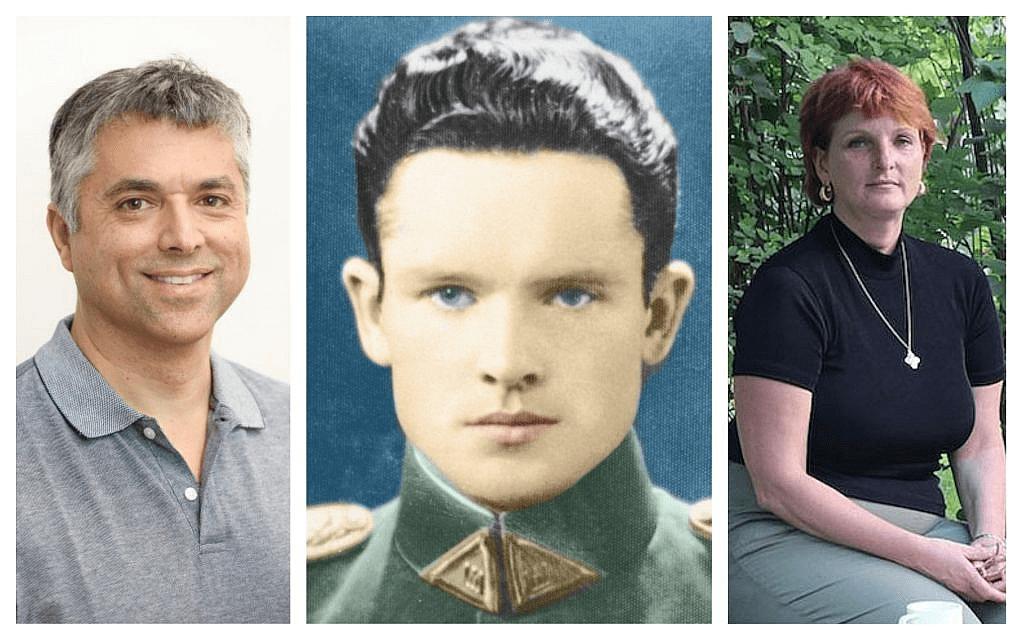 """""""Mano senelis žudė žydus"""", – teigia generolo Jono Noreikos anūkė"""