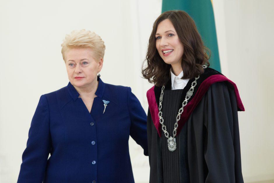 """Grybauskaitės paskirta teisėja Sigita Fomičiova : """"tai, kad teismas septynis kartus klastojo savo nutartis, nėra teisiškai reikšminga"""""""