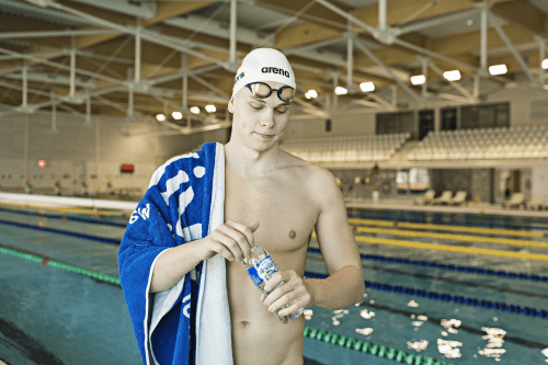 Kokių netikėtų nurodymų išlipęs iš baseino klausėsi Danas Rapšys?
