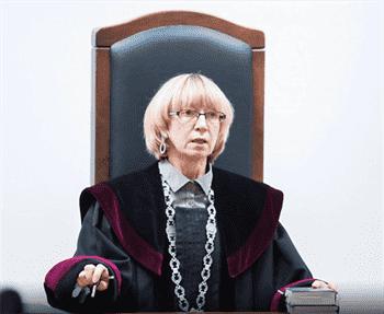Teisėja Nida Vigelienė nusprendė, kad nusikaltėlis, kuris padaro trečią kartą tą patį nusikaltimą iš eilės, neturi būti baudžiamas