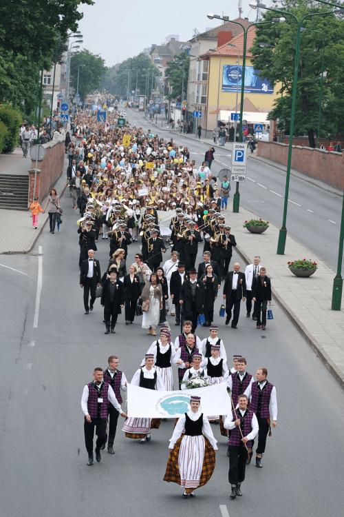 Jau šeštą kartą į Klaipėdą suvažiuoją vaikų ir jaunimo chorai iš visos Lietuvos!