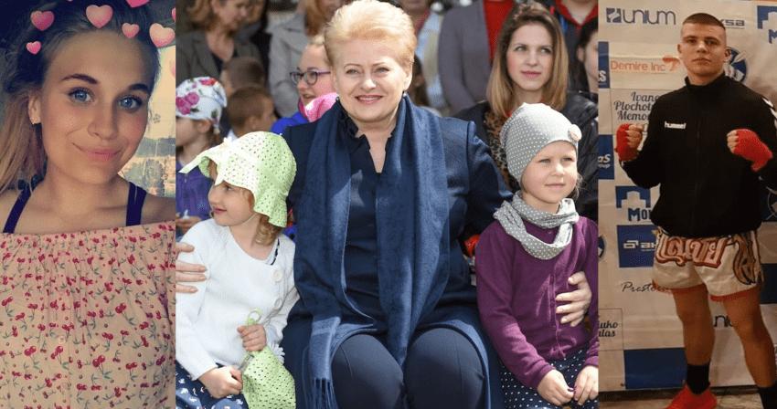 """Daliai Grybauskaitei: labai lengva vaidinti """"Europos prezidentę"""" ir nematyti šalia kenčiančių vaikų"""