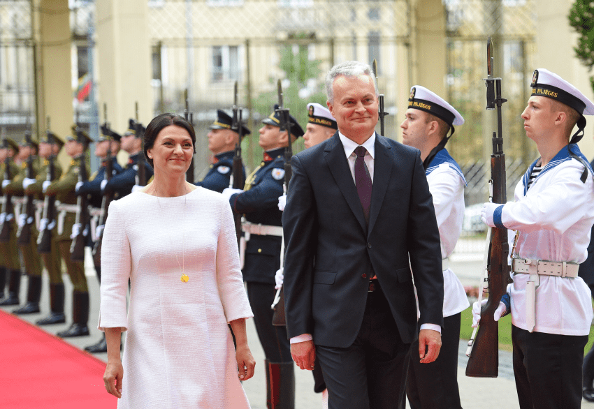 Respublikos Prezidento Gitano Nausėdos kalba iškilmingame Seimo posėdyje