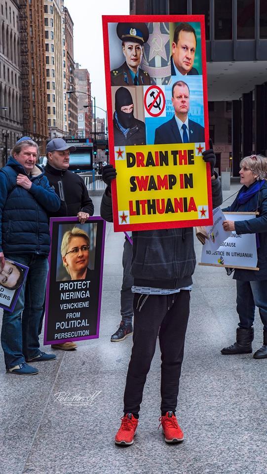"""Karolis Venckus : """"Ar jūs ponai tikrai norite, kad Neringa Venckienė dalyvautų formuojant anti-sisteminę koaliciją 2020 metų Seimo rinkimuose?"""""""