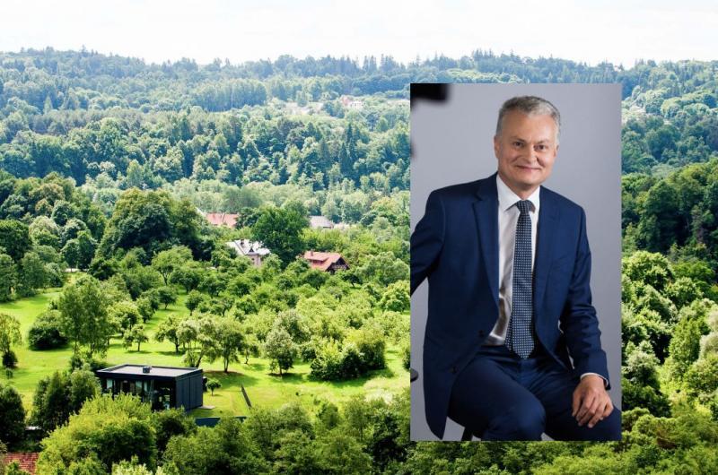 """G.Nausėda VSD šefu siūlo jį sekusį Darių Jauniškį – kokį """"kompromatą"""" šis turi apie """"ekscelenciją""""?"""