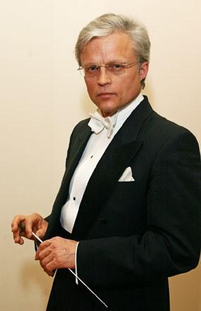 """Rusijos dirigentas Vladimiras Ponkinas : """"Aš atvykau į Klaipėda su didžiuliu noriu dirbti Lietuvos kultūros klestėjimui, tačiau susidūriau su siaubingu biurokratijos pasipriešinimu"""""""