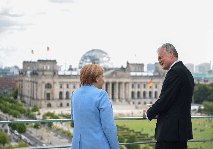 Nausėda ir Rusija: jau aišku, kad užsienio politikoje Lietuva turi Grybauskaitę-2