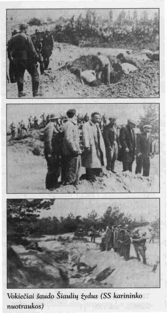 Lietuvos ministerių kabineto svarbiausias klausimas – žydų koncentracijos stovyklos steigimas