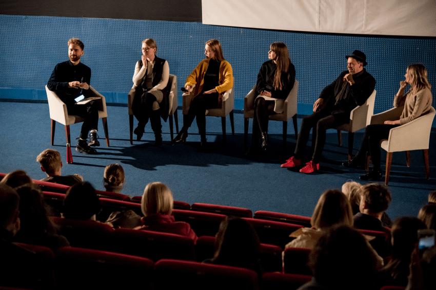 """""""Nepatogaus kino"""" diskusija: kaip sumažinti žmogaus pėdsaką Žemėje – nuo mažų dalykų iki didelių sprendimų"""