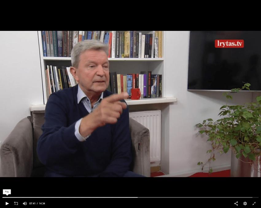 """V.Matulevičius : """"Neringos Venckienės teismas atskleis, kad Lietuvą iki šiol valdo KGB"""" (pildoma)"""